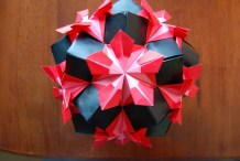 Origami Ball /&nbsp;Kusudama