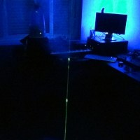 Laser Harp (Frameless &#8211; Open&nbsp;Source)