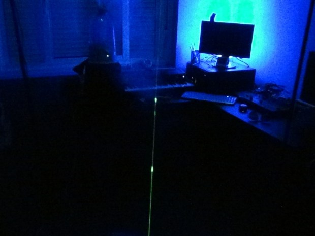 Laser Harp (Frameless – Open Source)