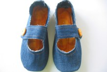 Repurposed House Slippers