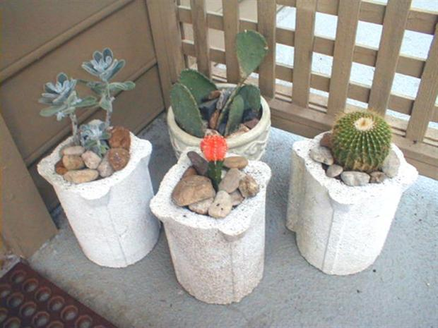 Concrete&nbsp;Planters