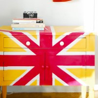 Union Jack Shelf