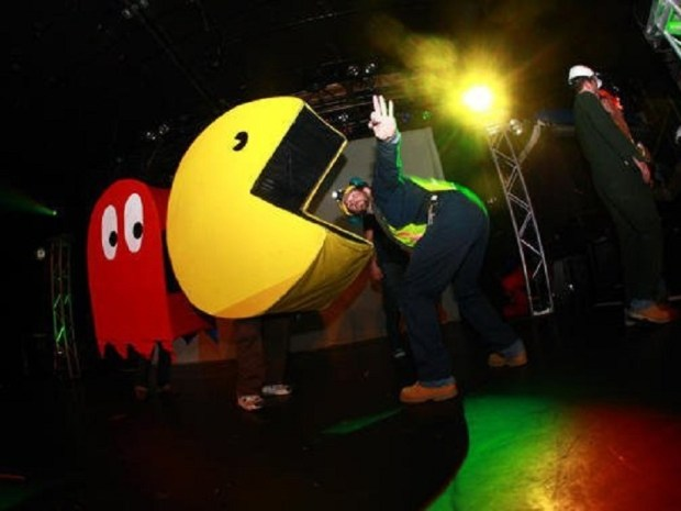 Chomping Pac-Man&nbsp;Costume