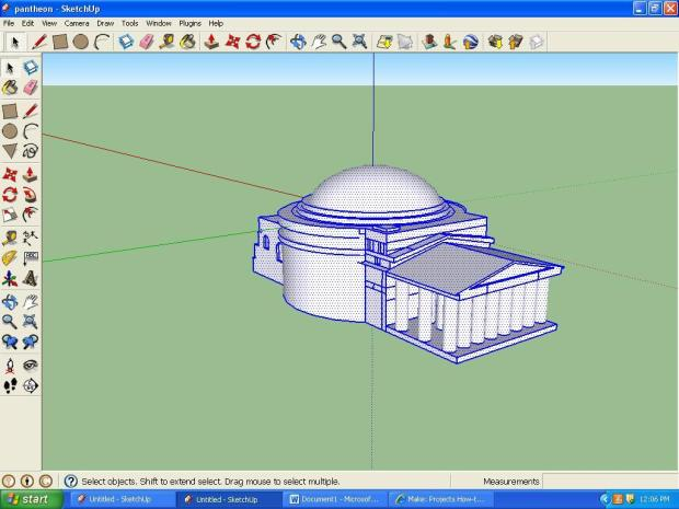 Slice Modeler SketchUp Plugin&nbsp;Directions