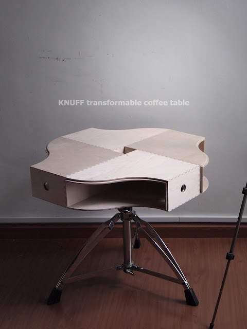 KNUFF Transformable Coffee Table