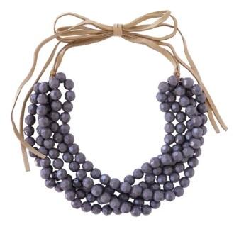 collar gris