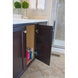 Small Crop Of How To Stain Cabinets