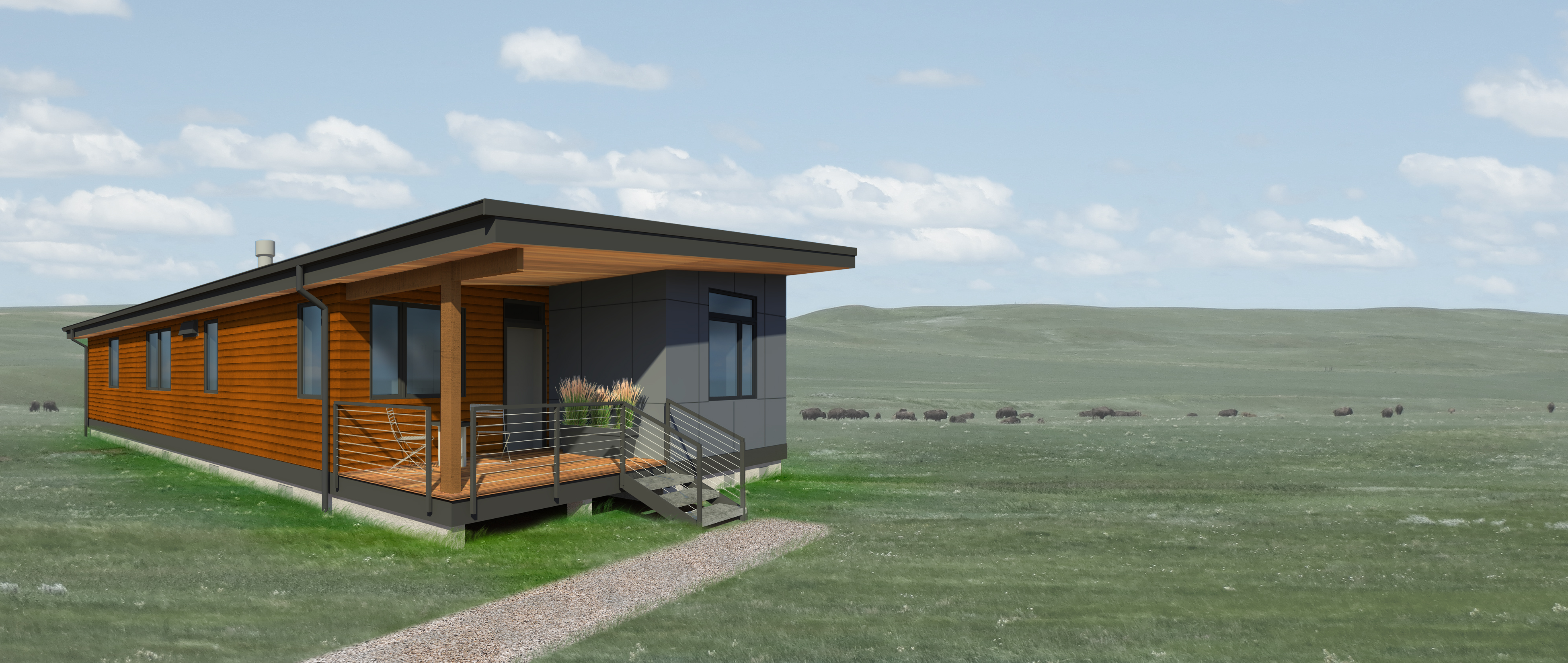 Unveiling our home designs for fort peck indian for Household design method