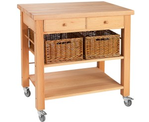 2-drawer kitchen trolley - the original gift company