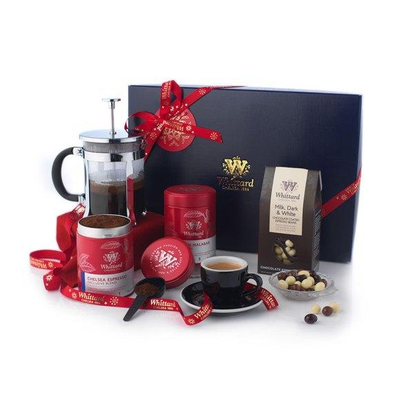 Coffee Connoisseur's Hamper - Whittard of Chelsea