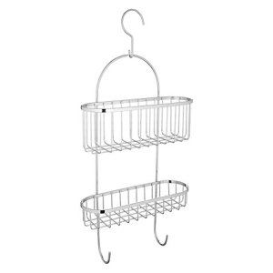 Shower caddy with hooks - john lewis