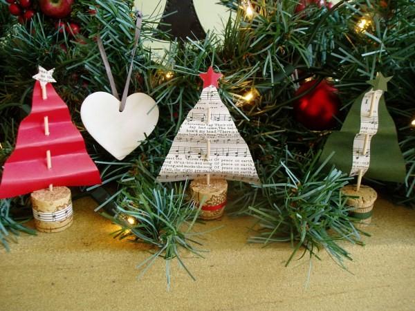 cork christmas tree fiskars