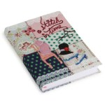 We Love… A Stitch in Time Hand-Stitched Notebook