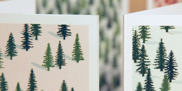 red tree designs - ned's cabin