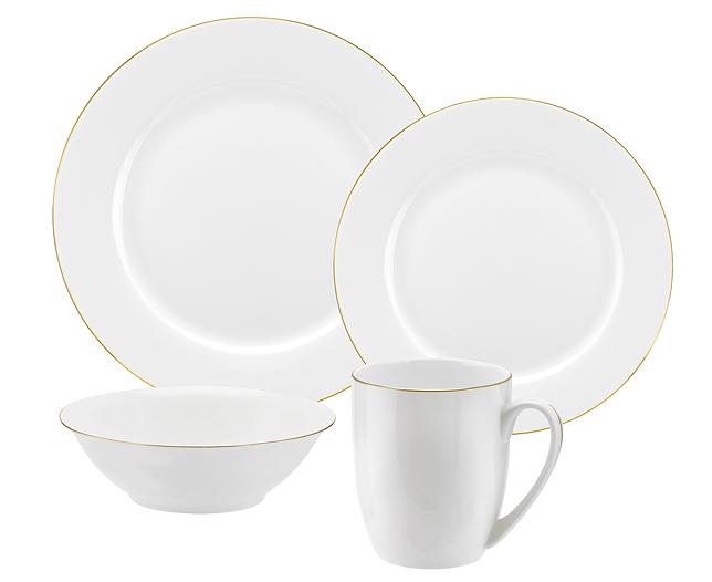 royal worcester serendipity 16 piece dinnerware set - scotts of stow