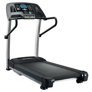 Life Fitness F1 Smart Folding Treadmill - John Lewis