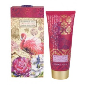 secret paradise cleansing shower cream heathcote and ivory