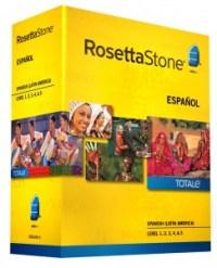 spanish course - rosetta stone
