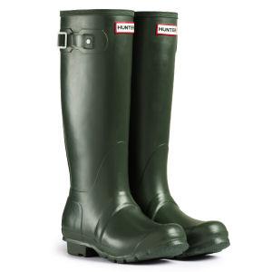 hunter original tall wellington boots - philip morris and son