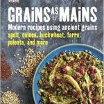 From the Bookcase: Grains as Mains by Laura Agar Wilson