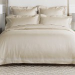 We Love…  The Palais Lux Tailored Quilt Cover by Sheridan