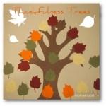 thankfulness trees