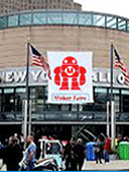 Get directions to Maker Faire New York