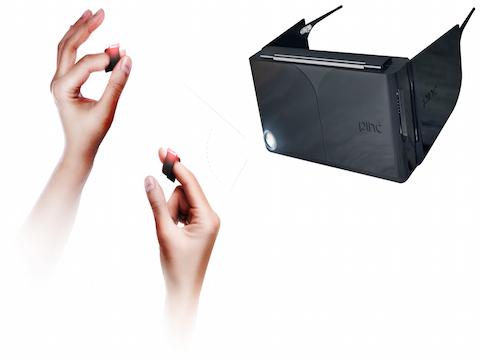 PINC VR COVER IPHONE 6 E 6 PLUS CHE TRASFORMA I VOSTRI SMARTPHONE IN UN VISORE DI REALTA' VIRTUALE