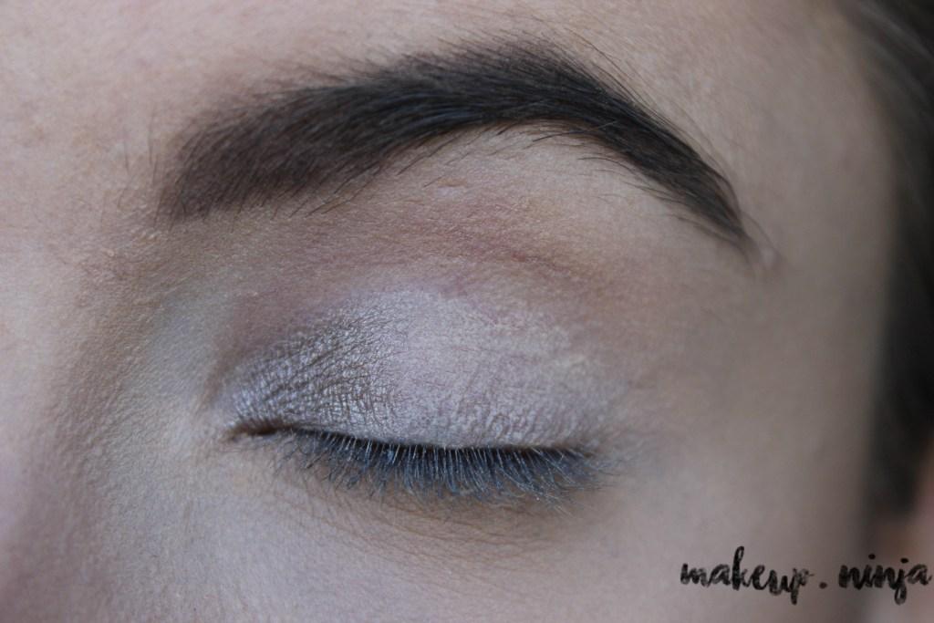 step 3 - Lilac Eyeshadow Tutorial for Spring
