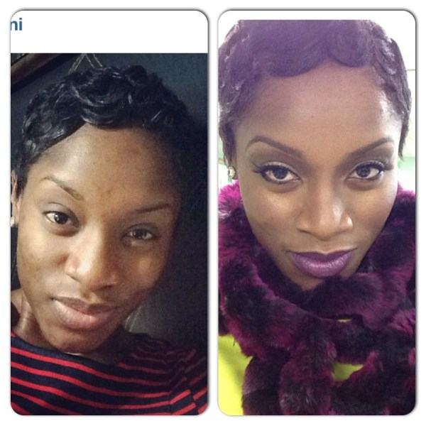 Afiesha Before After Neutral
