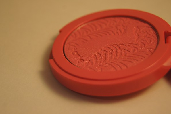 tarte 'journey to natural beauty' collection Amazonian Clay 12-hour Blush Fearless 2