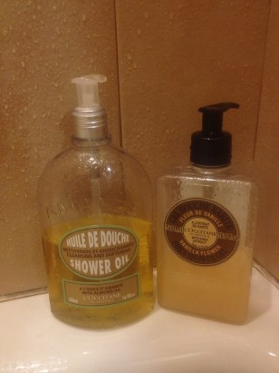 L'Occitane Shower Gel