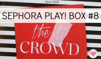 SEPHORA Play Box #8