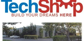 Intel Sponsorship to Help Fund TechShop Menlo Park Move