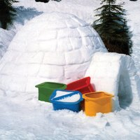 Eskimold Igloo Building Kit