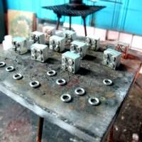 lego production - rubygirl jewelry