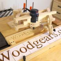 Woodgears.ca 3D pantograph