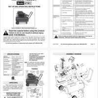 Harbor Freight Manual Example - Tall