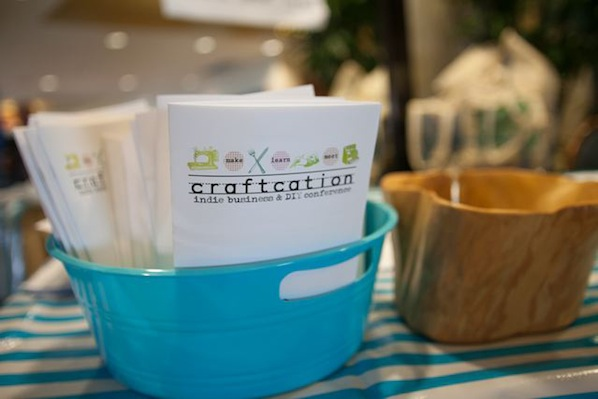 Craftcation Conference programs