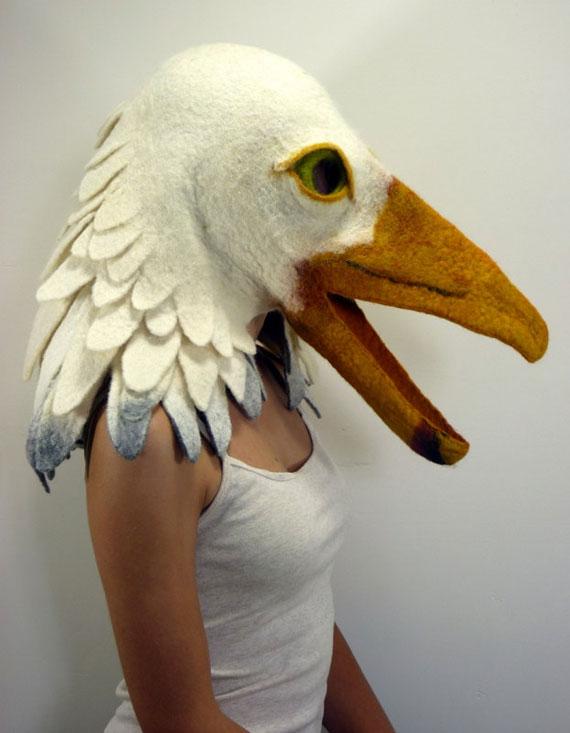 gladys-paulus-eagle-felt-mask