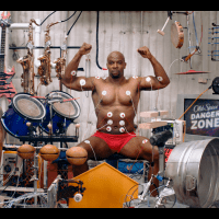 Old Spice Muscle Music Commerical