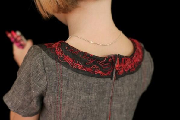 Scribble Fabric