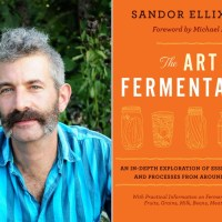 "Sandor Katz, author of ""The Art of Fermention,"" will be one of the guests on ""Food Makers,"" Wednesday's Google+ Hangout on Air"