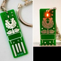 Light-Up-Circuit-Board-Keychain