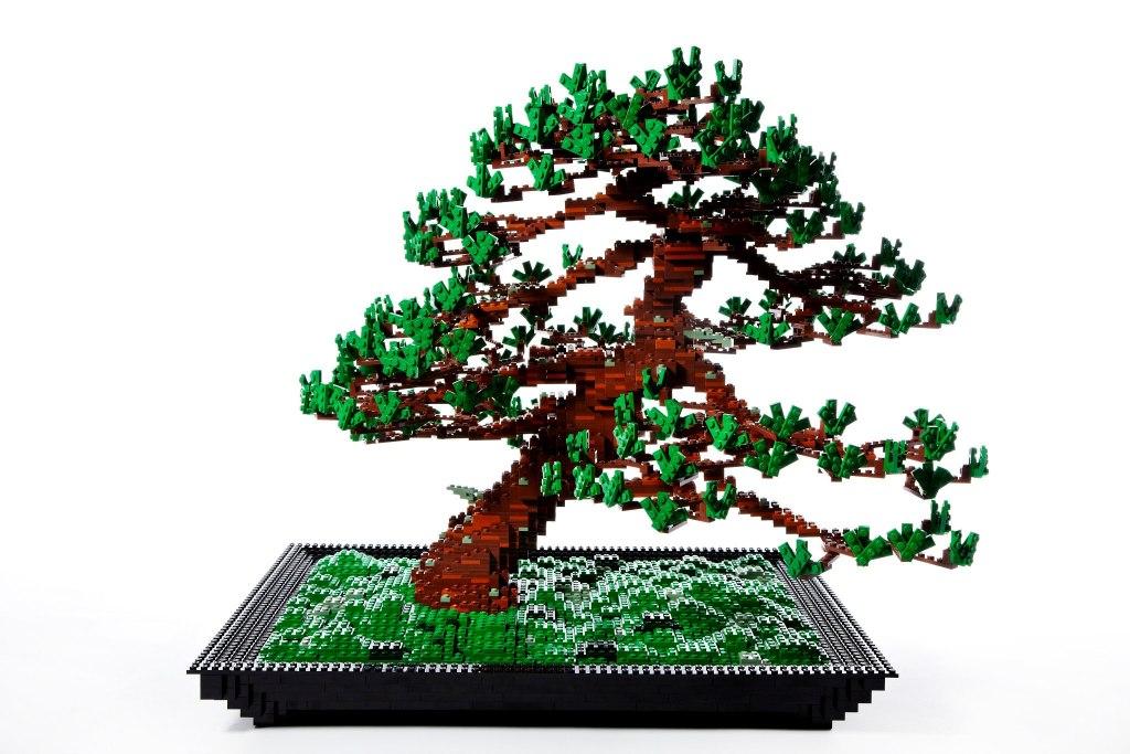 lego bonsai by azuma makoto