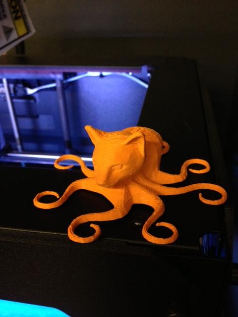 Octocat print