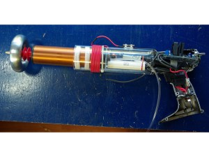 DIY Plasma Gun II from riccardomuccio.