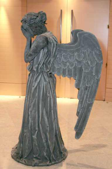 See the post: Amazing Dr. Who Weeping Angel Costume