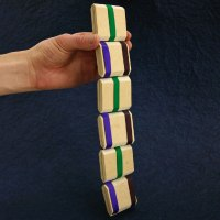 Jacobs ladder wooden toy