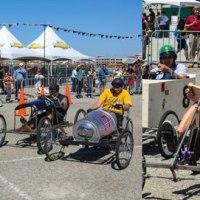 FBUC's Pedal Car Races (photos by Mike Solari)
